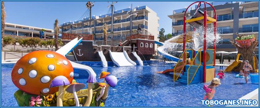 Hoteles Con Toboganes Mejores Precios Y Opiniones 2019