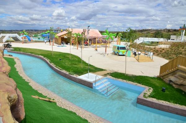 Rio Loco Parque Warner Beach