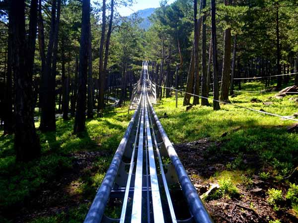 Tobotronc en Naturlandia, Andorra
